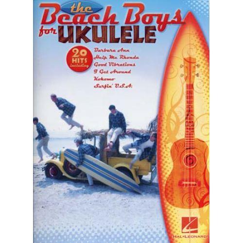 HAL LEONARD BEACH BOYS - UKULELE