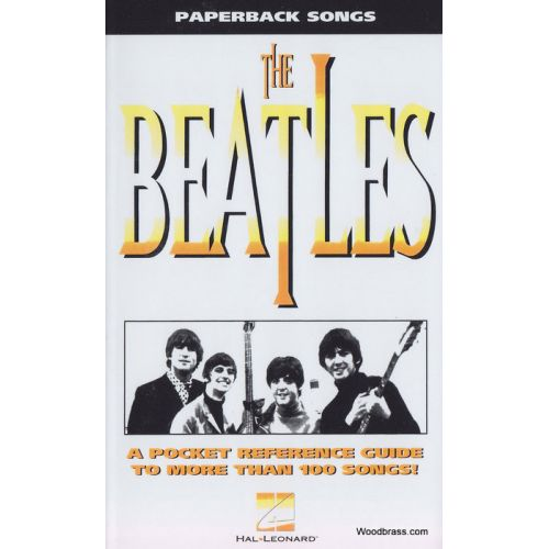 HAL LEONARD PAPERBACK - THE BEATLES