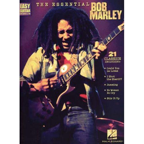 HAL LEONARD MARLEY BOB - ESSENTIAL - EASY GUITAR TAB