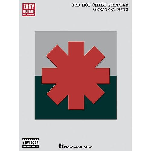 HAL LEONARD RED HOT CHILI PEPPERS GREATEST HITS - GUITAR TAB