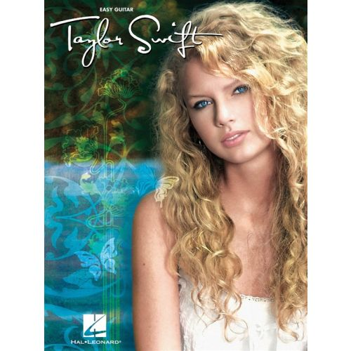 HAL LEONARD TAYLOR SWIFT EASY GUITAR - GUITAR TAB