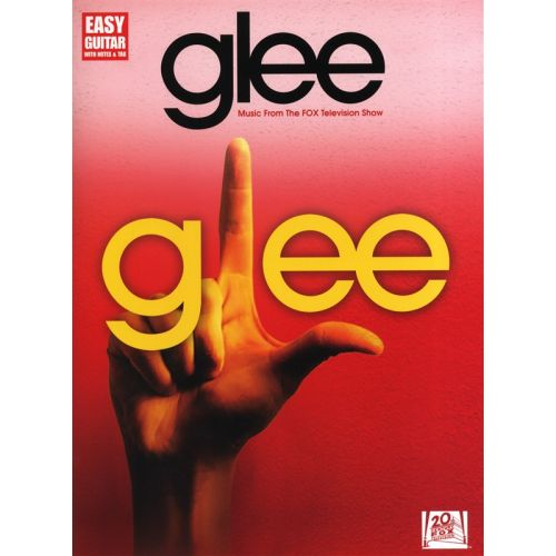 HAL LEONARD GLEE - EASY GUITAR WITH - GUITAR