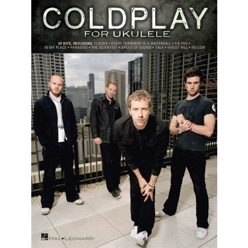 HAL LEONARD COLDPLAY FOR UKULELE - UKULELE