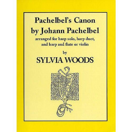 HAL LEONARD JOHANN PACHELBEL PACHELBEL'S CANON - HARP