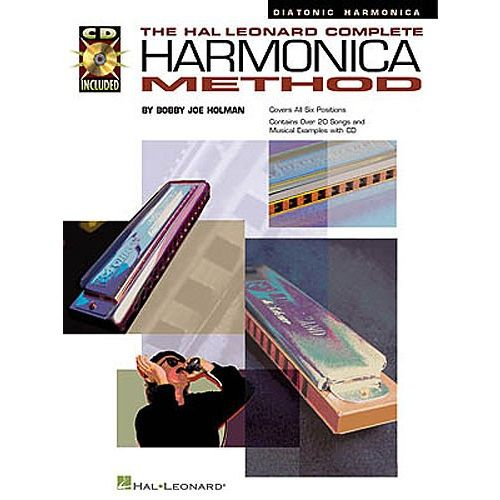 hal leonard the complete harmonica method diatonic cd harmonica. Black Bedroom Furniture Sets. Home Design Ideas