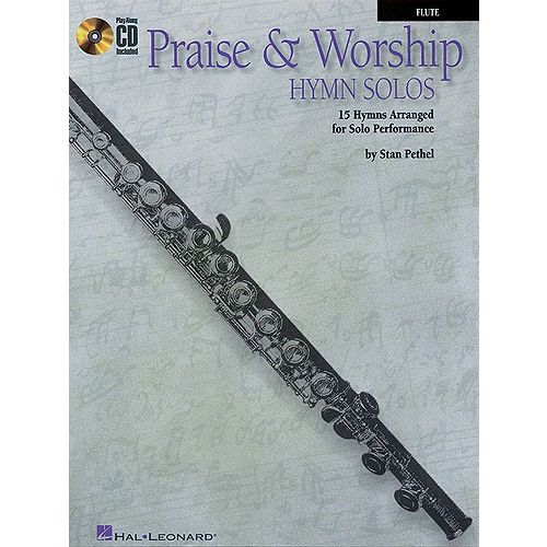 HAL LEONARD INSTRUMENTAL PLAY-ALONG PRAISE AND WORSHIP HYMN SOLOS FLUTE FLT + CD - 1 - FLUTE