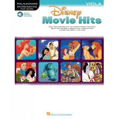 HAL LEONARD DISNEY MOVIE HITS + MP3 - VIOLA