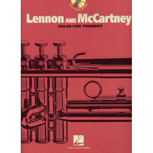 HAL LEONARD LENNON AND MCCARTNEY - SOLOS FOR TRUMPET