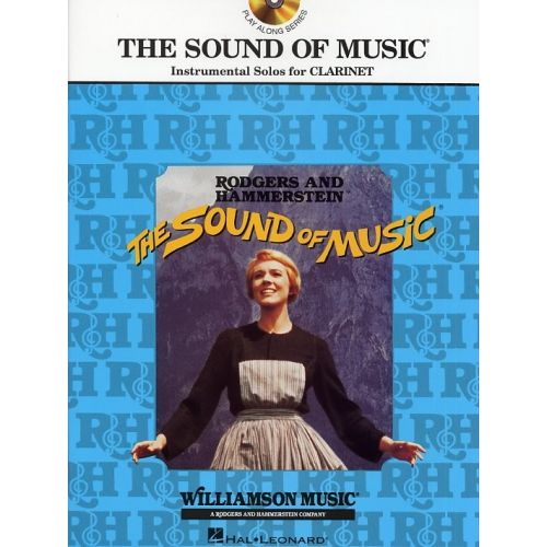 HAL LEONARD THE SOUND OF MUSIC INSTRUMENTAL SOLOS + CD - CLARINET