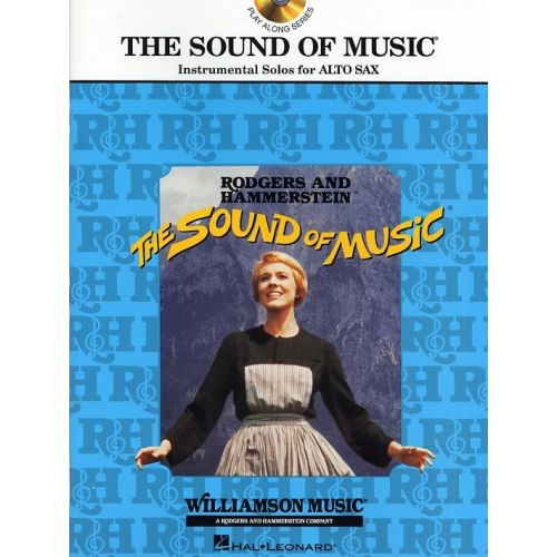 HAL LEONARD THE SOUND OF MUSIC INSTRUMENTAL SOLOS + CD - ALTO SAXOPHONE
