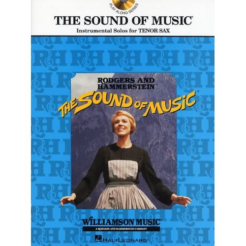 HAL LEONARD THE SOUND OF MUSIC INSTRUMENTAL SOLOS + CD - TENOR SAXOPHONE