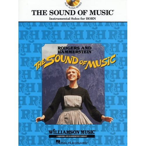 HAL LEONARD THE SOUND OF MUSIC INSTRUMENTAL SOLOS + CD - HORN