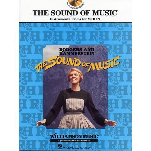 HAL LEONARD THE SOUND OF MUSIC INSTRUMENTAL SOLOS + CD - VIOLIN