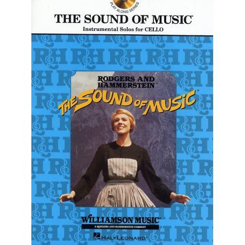HAL LEONARD THE SOUND OF MUSIC - CELLO - CELLO