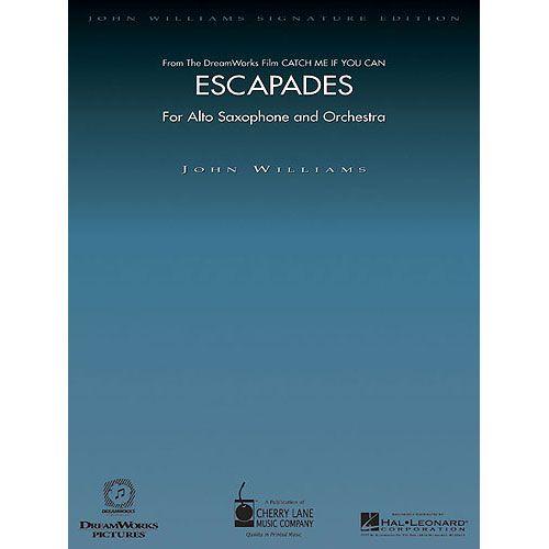 HAL LEONARD WILLIAMS JOHN - ESCAPADES - SAX ALTO / PIANO
