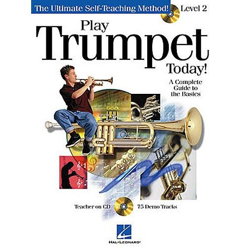 HAL LEONARD PLAY TRUMPET TODAY! LEVEL 2 - TRUMPET