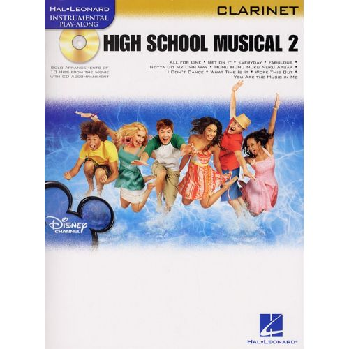 HAL LEONARD HIGH SCHOOL MUSICAL 2 - CLARINET
