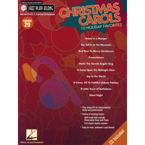 HAL LEONARD CHRISTMAS CAROLS - ALL INSTRUMENTS