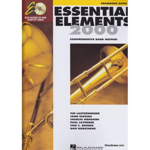 HAL LEONARD ESSENTIAL ELEMENTS 2000 BOOK 1 - TROMBONE