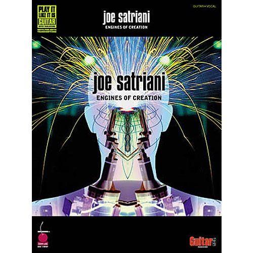 CHERRY LANE RAY REX - JOE SATRIANI - ENGINES OF CREATION - GUITAR TAB