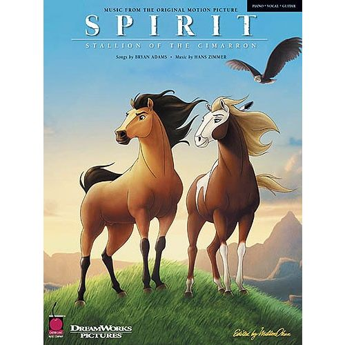 HAL LEONARD SPIRIT STALLION OF THE CIMARRON - PVG
