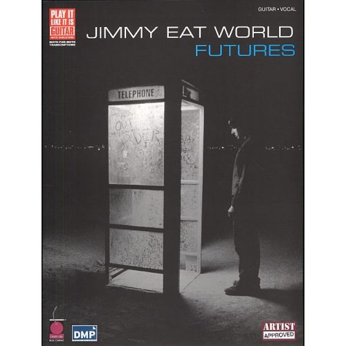 HAL LEONARD JIMMY EAT WORLD FUTURES - GUITAR TAB