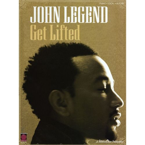 HAL LEONARD PHILLIPS MARK - JOHN LEGEND - GET LIFTED - PVG