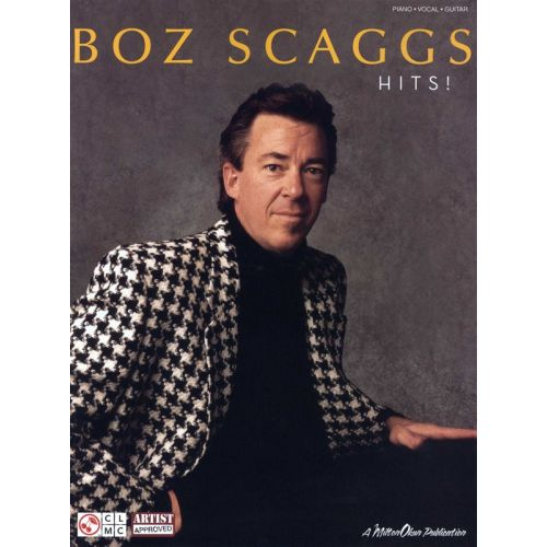 HAL LEONARD BOZ SCAGGS HITS! - PVG