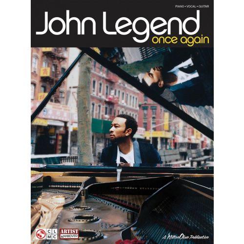 CHERRY LANE JOHN LEGEND ONCE AGAIN - PVG
