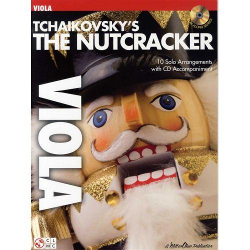 CHERRY LANE TCHAIKOVSKY'S THE NUTCRACKER + CD - VIOLA