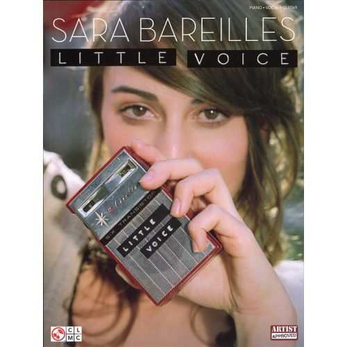 CHERRY LANE SARA BAREILLES LITTLE VOICE - PVG