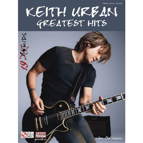 HAL LEONARD KEITH URBAN - GREATEST HITS 19 KIDS - PVG
