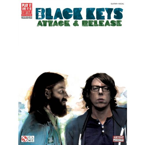 CHERRY LANE BLACK KEYS ATTACK AND RELEASE TAB - GUITAR TAB
