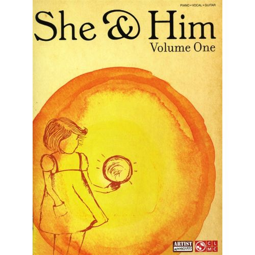 HAL LEONARD SHE AND HIM VOLUME ONE - PVG