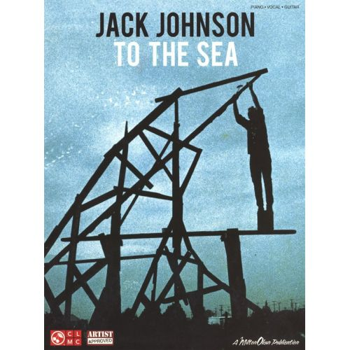 HAL LEONARD JOHNSON JACK TO THE SEA - PVG