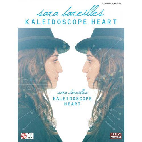 HAL LEONARD SARA BAREILLES KALEIDOSCOPE HEART - PVG