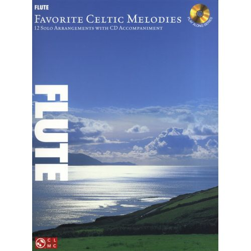 HAL LEONARD FAVORITE CELTIC MELODIES 12 SOLO ARRANGEMENTS - FLUTE