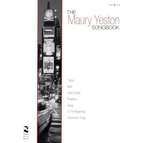 HAL LEONARD THE MAURY YESTON SONGBOOK - PVG