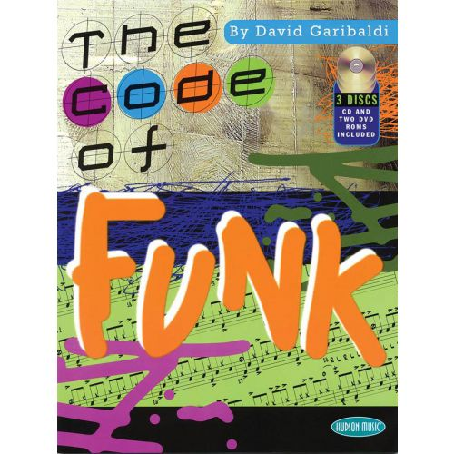 HUDSON MUSIC GARIBALDI D. - THE CODE OF FUNK - PERCUSSION