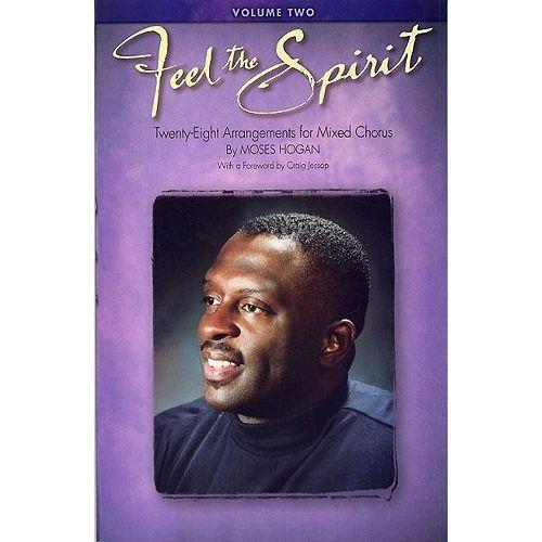 HAL LEONARD FEEL THE SPIRIT VOLUME 2 CHOR - SATB