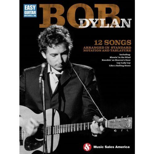 HAL LEONARD DYLAN BOB - EASY GUITAR