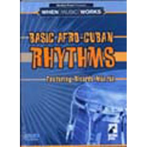 HAL LEONARD DVD - BASIC AFRO CUBAN RHYTHMS