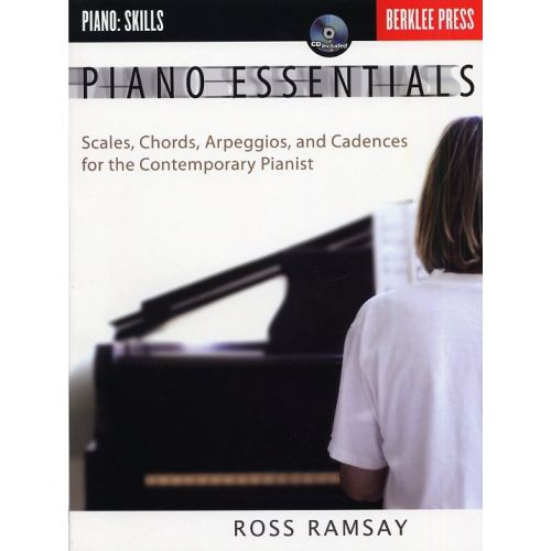 HAL LEONARD BERKLEE PRESS PIANO ESSENTIALS + CD - PIANO SOLO