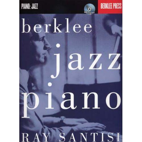 HAL LEONARD BERKLEE JAZZ PIANO + CD
