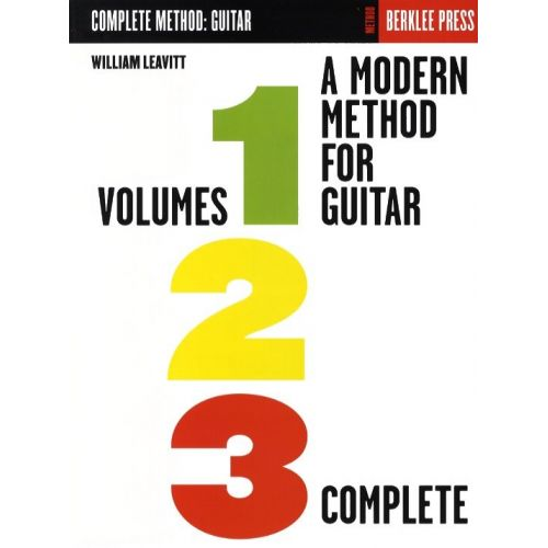 Guitar Technique Berklee Basic Guitar Phase 1 Book