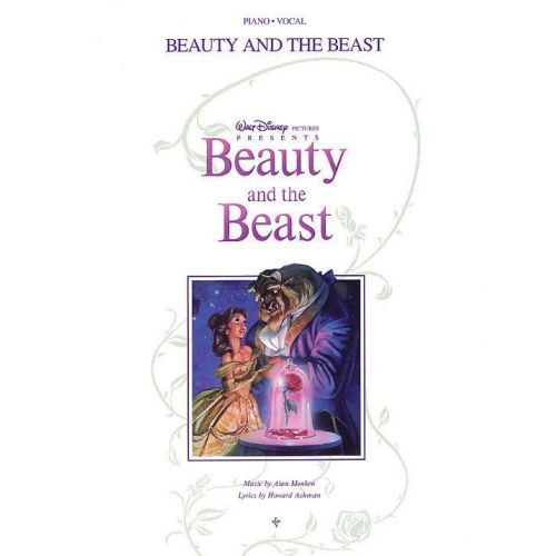 HAL LEONARD DISNEY BEAUTY AND THE BEAST - PVG