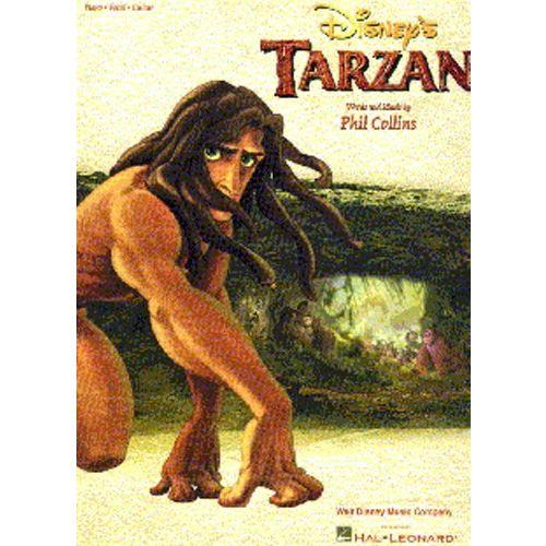 HAL LEONARD DISNEY'S TARZAN - PVG