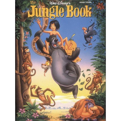 HAL LEONARD WALT DISNEY'S THE JUNGLE BOOK - PVG