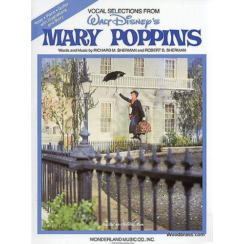 HAL LEONARD MARY POPPINS - PVG