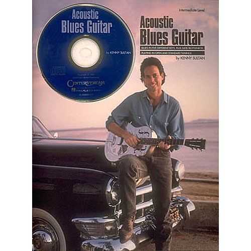 HAL LEONARD ACOUSTIC BLUES GUITAR - GUITAR TAB